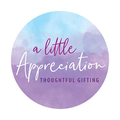 A Little Appreciation Logo by The Brand Advisory
