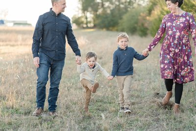 the Pence Family portraits with Dolly DeLong Photography in Nashville