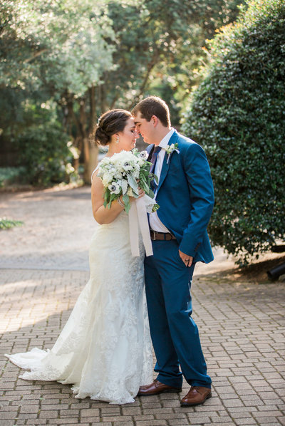 North Carolina Wedding at Morehead Inn | Amber Lea Photography