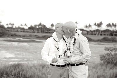 Hawaii LGBTQ Wedding Photographer