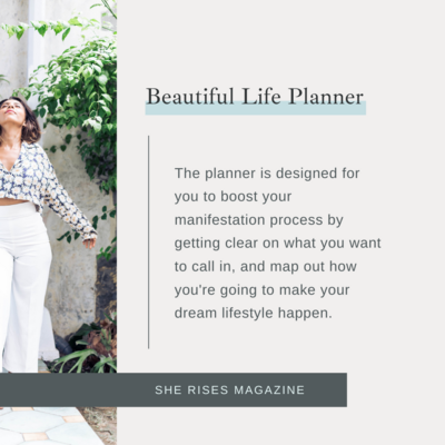 beautiful life planner