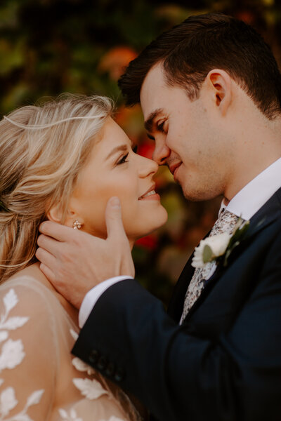 Fall wedding at Paikka in the Twin Cities Minnesota by Skyler and Vhan