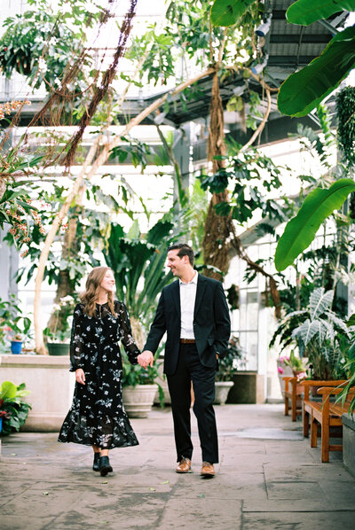 Elopement at DC Botanic Garden by Ceremonia