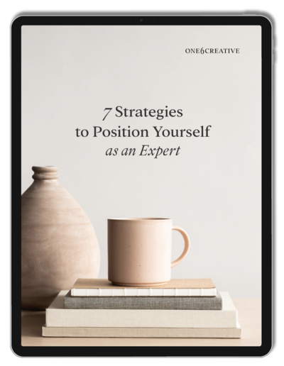 One6Creative – Amplify Your Expert Positioning_iPad-01
