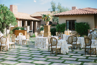 Scottsdale arizona wedding planner Ritz carlton dove mountain wedding planner Flower studio wedding Revelry event design Casa de perrin Celebrations in paper Ashley gain weddings