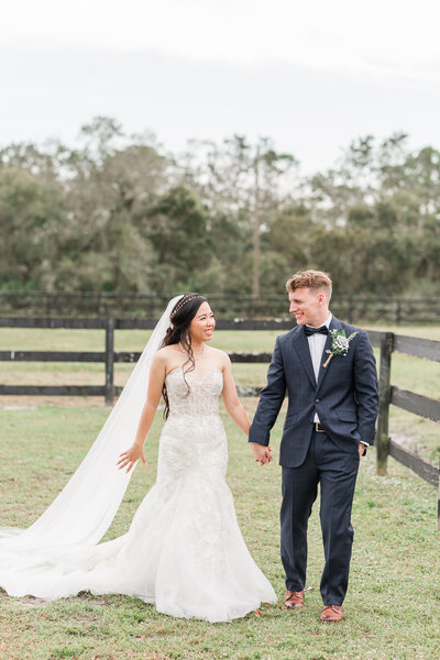 Ever After Farms Ranch Wedding by Nicole Falco