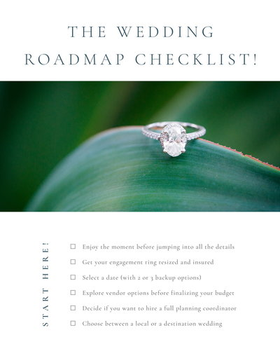 Wedding Roadmap Checklist-1