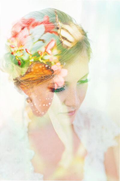 nicole-corrine-double-exposure-butterfly-and-bride