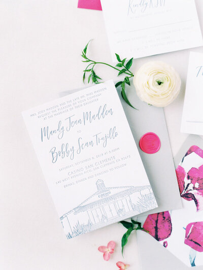 pirouettepaper.com | Wedding Stationery, Signage and Invitations | Pirouette Paper Company | Invitations | Jordan Galindo Photography _ (6)