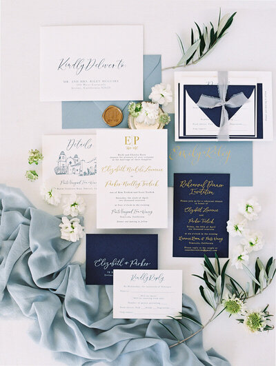 pirouettepaper.com | Wedding Stationery, Signage and Invitations | Pirouette Paper Company | Wedding Invitations | Jordan Galindo Photography _ (79)