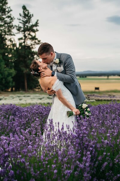 lavender manor wedding photographer spokane washington - clara jay photo