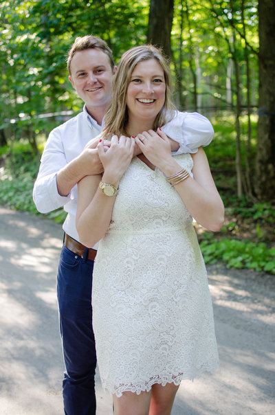 Engagement Photography Sherbrooke Quebec