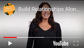 Build Relationships Along the Way