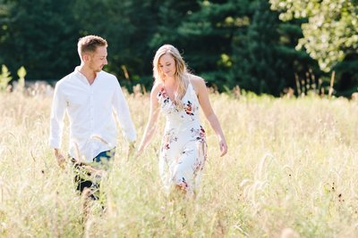 Holliday Park Engagement Session