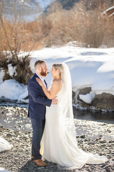 telluride ski resort wedding