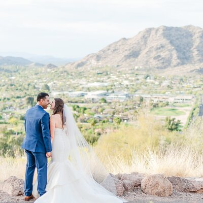 Sanctuary Camelback Resort and Spa - Leslie Ann Photography - Phoenix Arizona Wedding Photographers