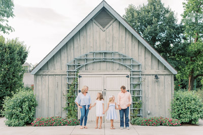 Franklin Park Conservatory Family Session-1