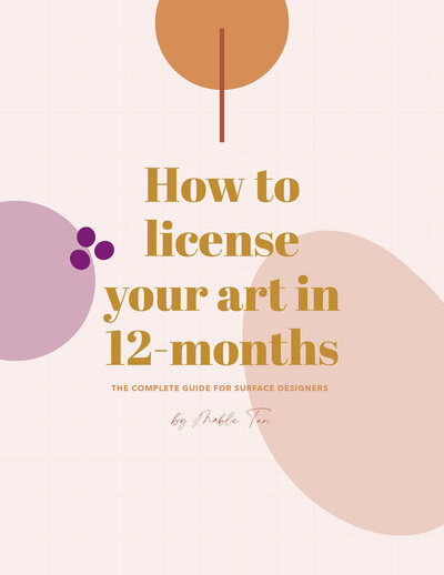 How To License Your Art in 12 months
