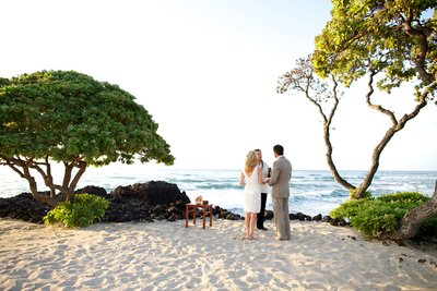 Four Seasons Hualalai Elopement