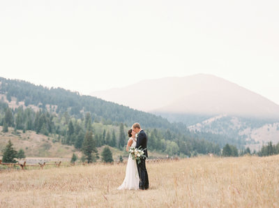 320 Guest Ranch Wedding by Orange Photographie | Big Sky & Bozeman Wedding Photographers