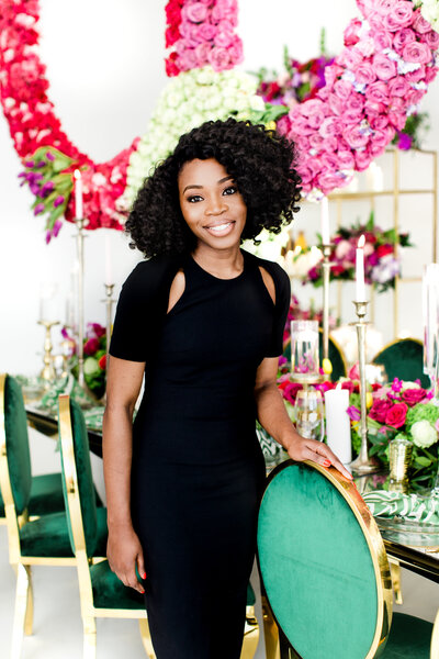 Faith Folayan Wedding Planner