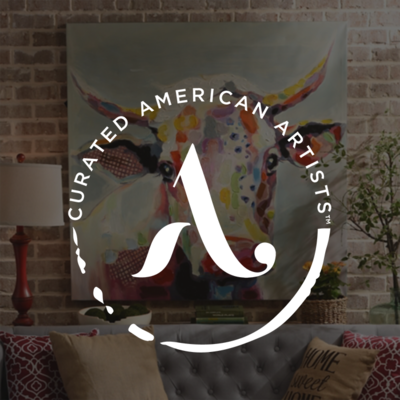 Curated American Artists