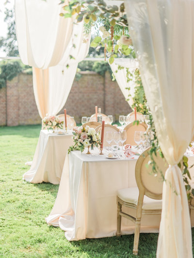 Fine Art wedding design