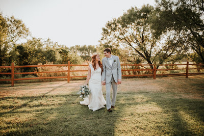 Nick and Kaylee's Deerfield Estates Wedding in Waco, Texas - Photo by Ash Durham-168
