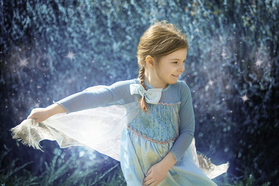 Denver Creative Unique Photographer Frozen  Elsa | Family Story Photography