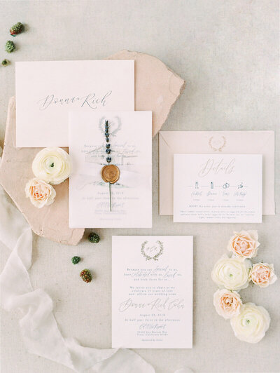 pirouettepaper.com | Wedding Stationery, Signage and Invitations | Pirouette Paper Company | Invitations | Jordan Galindo Photography _ (42)