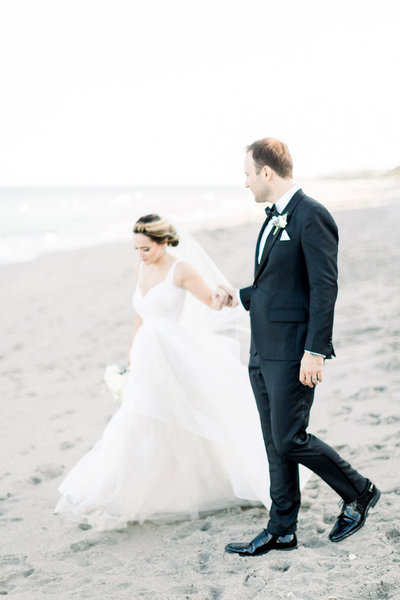 Jupiter Beach Resort Wedding Jupiter Florida Wedding Photographer