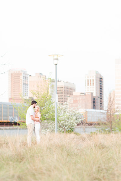 Katie & Alec Best Birmingham, Alabama Wedding Photographers Husband and Wife3352