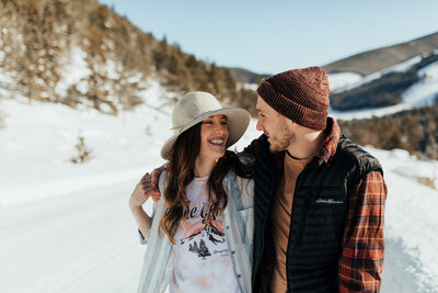 Red Lodge Engagement Session