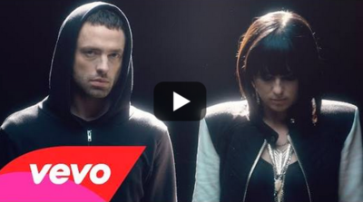 Phantogram - Blackout Days - Key Makeup and Hair