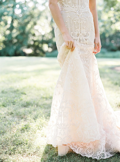 Bride Lace Gown