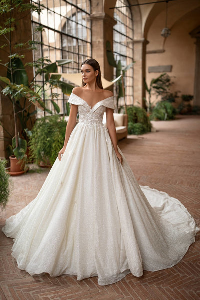 Milla Nova Wedding Dress 2