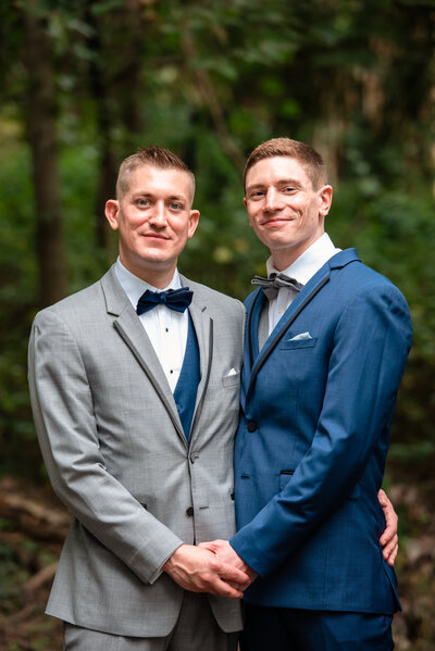 virginia same sex wedding photographer