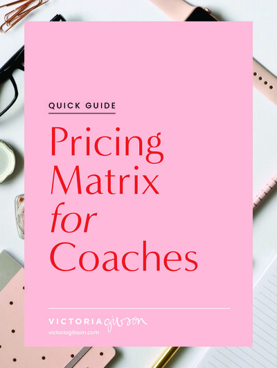 PricingMatrixForCoaches_COVER