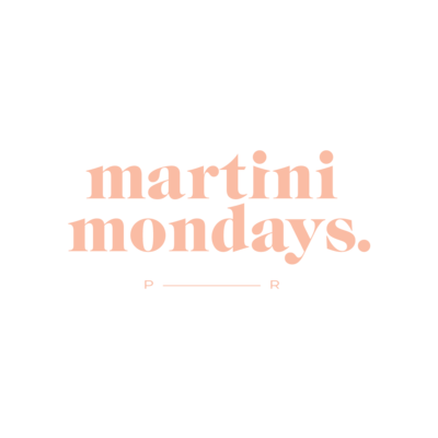 martini mondays public relations brisbane