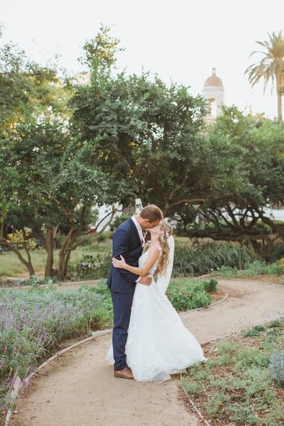 Riviera Mansion Wedding