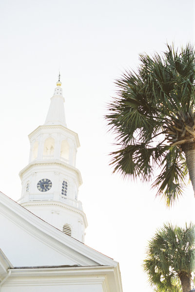 Charleston South Carolina Church