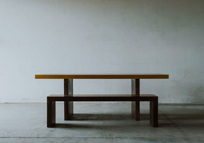 Scandinavian style table  by Sam Rouse Furniture