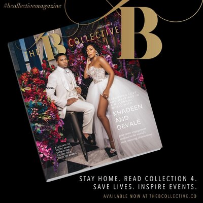 Taaenoelle + Co. Magazine Feature | The B. Collective