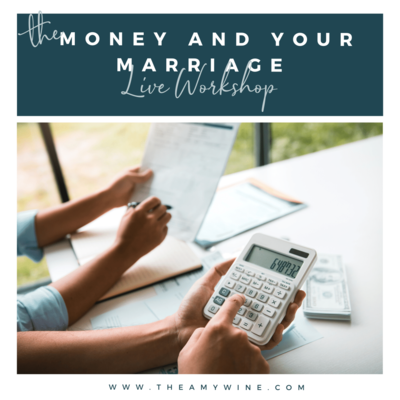money and your marriage live workshop