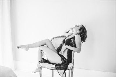 Savannah boudoir photographer