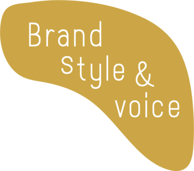 brand style and voice