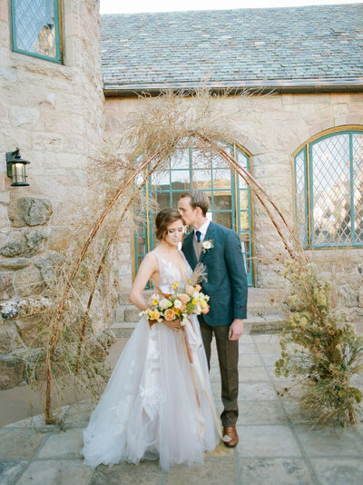 La Rue Floral Fine Art Wedding Elopement Florist Florals Colorado Destination Luxury Organic Casey LeGalley Denver Bouquet Lush Artistry34