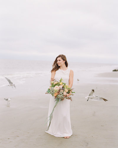 Driftwood Beach Bridal Session Jekyll Island-1003