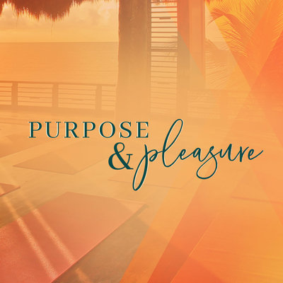 Purpose and pleasure retreat Nicolette Ray Branding