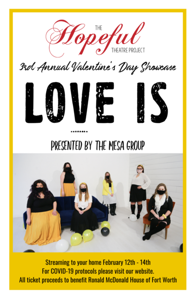 Love Is 11x17 Poster 1